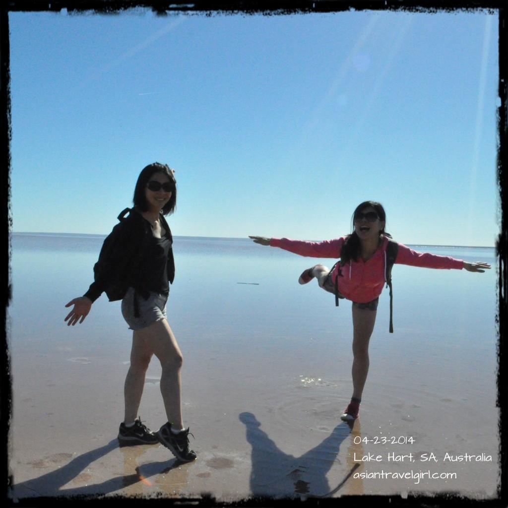 Lake Hart 澳洲 鹽湖