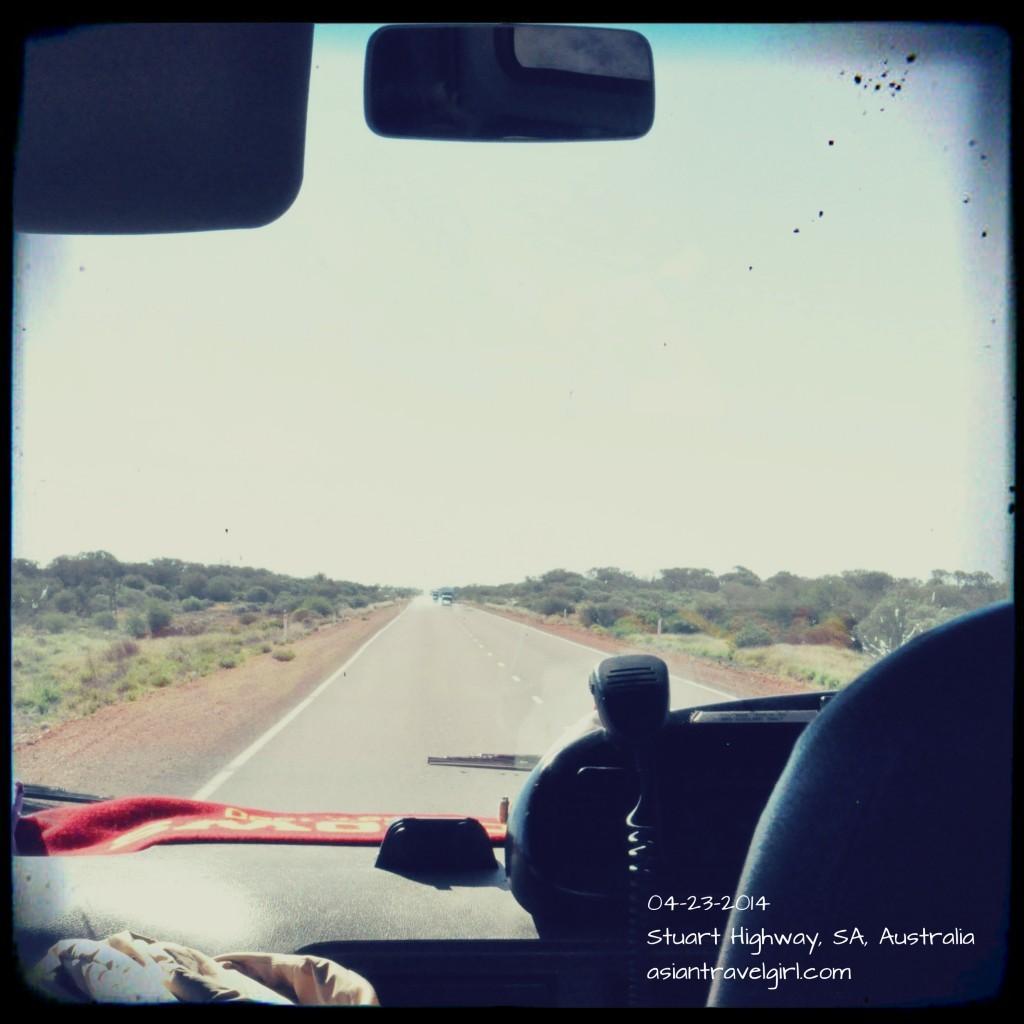 澳洲開車 driving outback