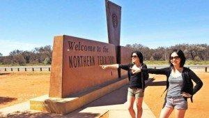 澳洲 北領地