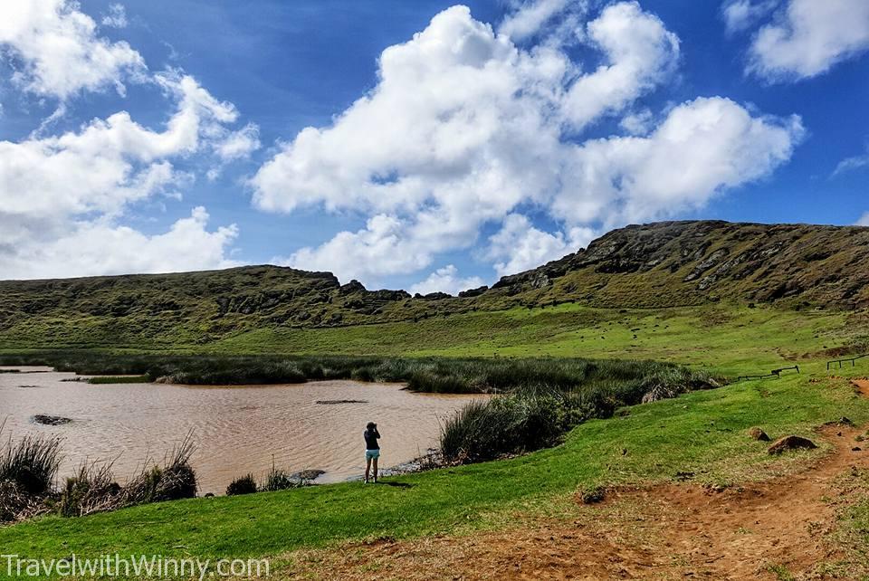 希望我們也打破 復活節島旅遊 不是只有摩艾石像的迷思.