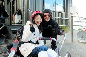 【紐西蘭】皇后鎮覽車 去看最美的景點 + 滑車Luge