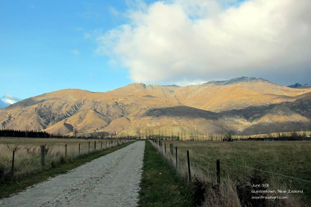 紐西蘭 皇后鎮 風景