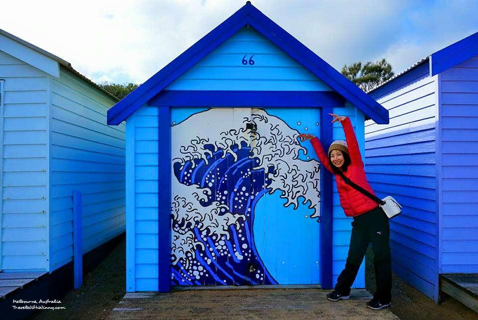 tsunami 海浪 日式 彩虹小屋