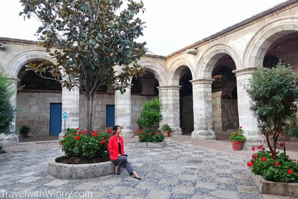 修道院 Santa Catalina Convent
