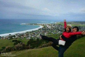 【澳洲】 大洋路景點: Apollo Bay & 特殊景色的火山口