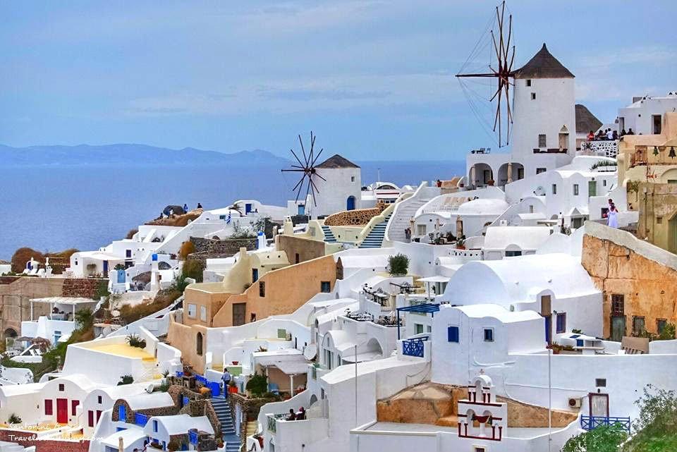 Best Area To Stay On Santorini Island