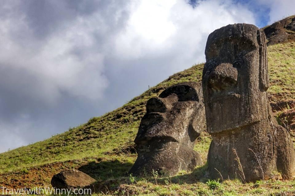 How to Travel to Easter Island on a Budget 摩艾石像 moai easter island