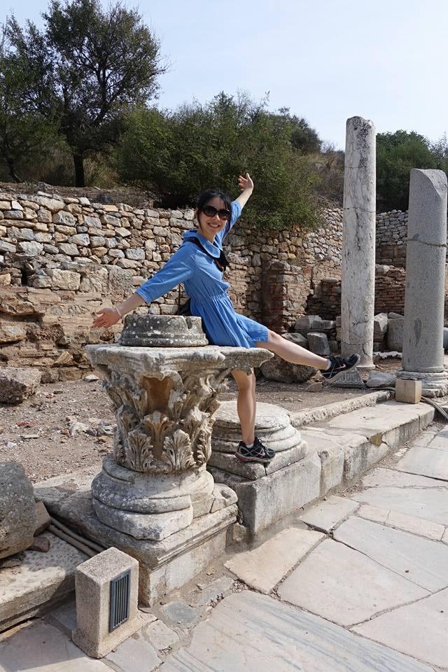 羅馬 古蹟 土耳其