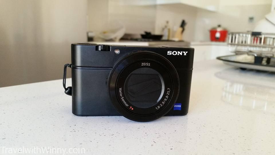 My new beloved Sony Rx100 M4