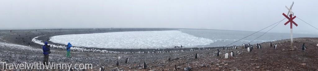 浮冰 南極 全景 Antarctica floating ice