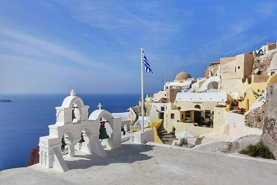 oia 希臘 伊亞 Best place to stay in santorini