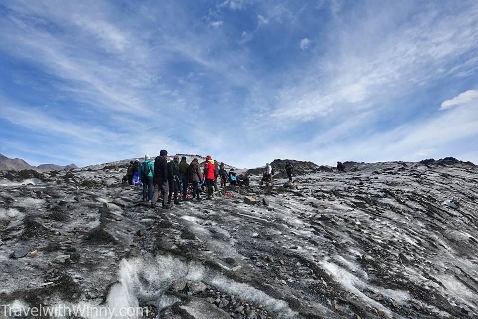 Glaciar Viedma 阿根廷 冰川