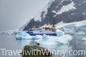 """【南極旅遊】搭乘 Ocean Nova 南極船: 前往 """"南極半島"""" 十天航海日記 (上)"""