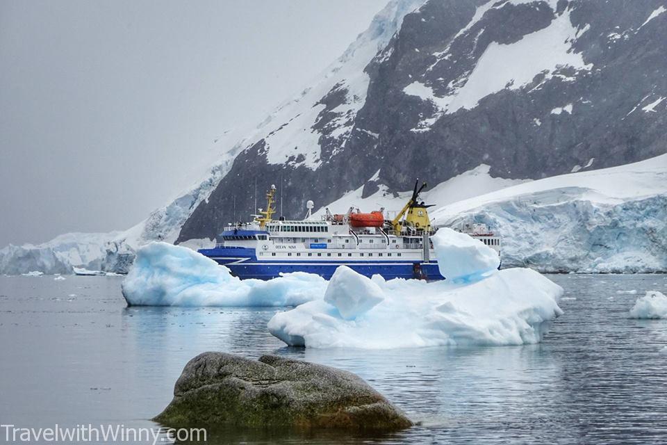 南極 Antractica.