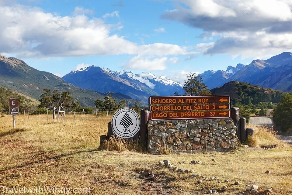 Mt Fitz Roy 菲茨羅伊峰