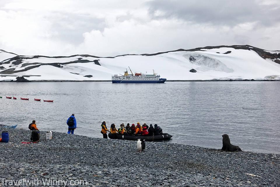 南極船 南極 antarctica