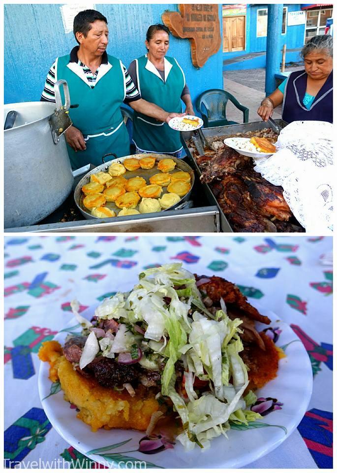厄瓜多小吃 ecuador street food