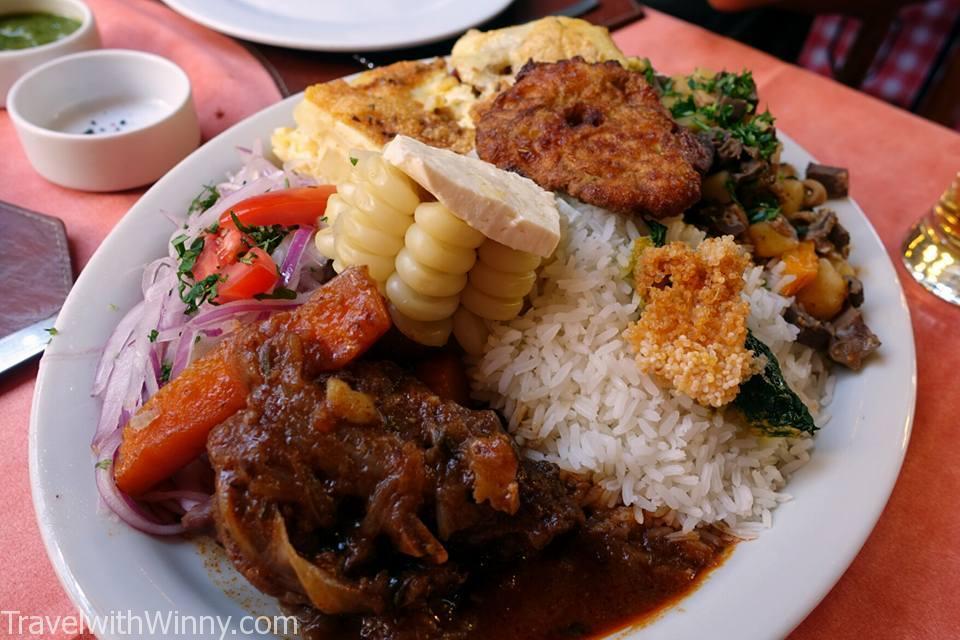 peruvian cuisine 祕魯料理