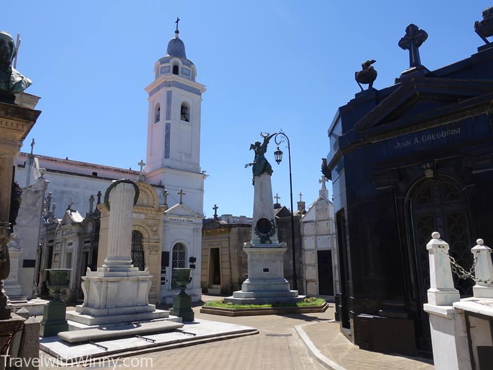 La Recoleta Cemetery 貴族公墓