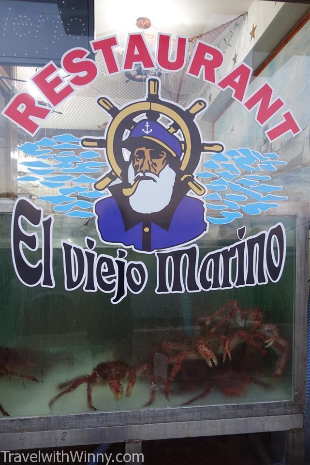 阿根廷帝王蟹 centolla