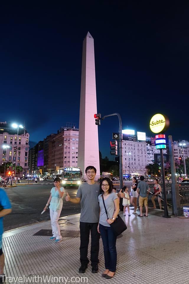 Obelisco 布宜諾斯艾利斯 方尖碑