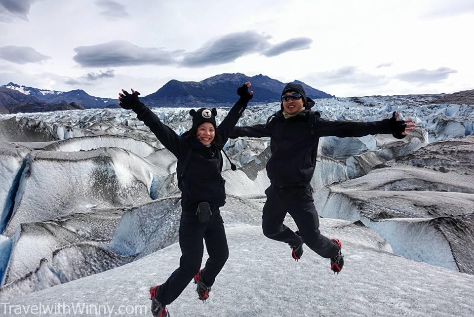 Viedma Glacier 冰川健行
