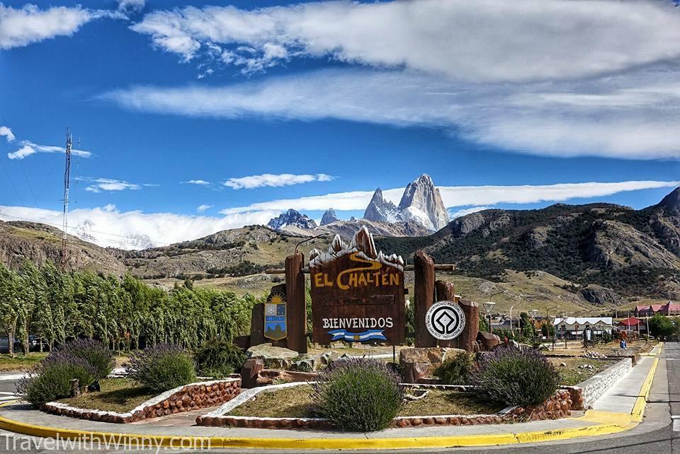 EL Chalten Patagonia 巴塔哥尼亞高原