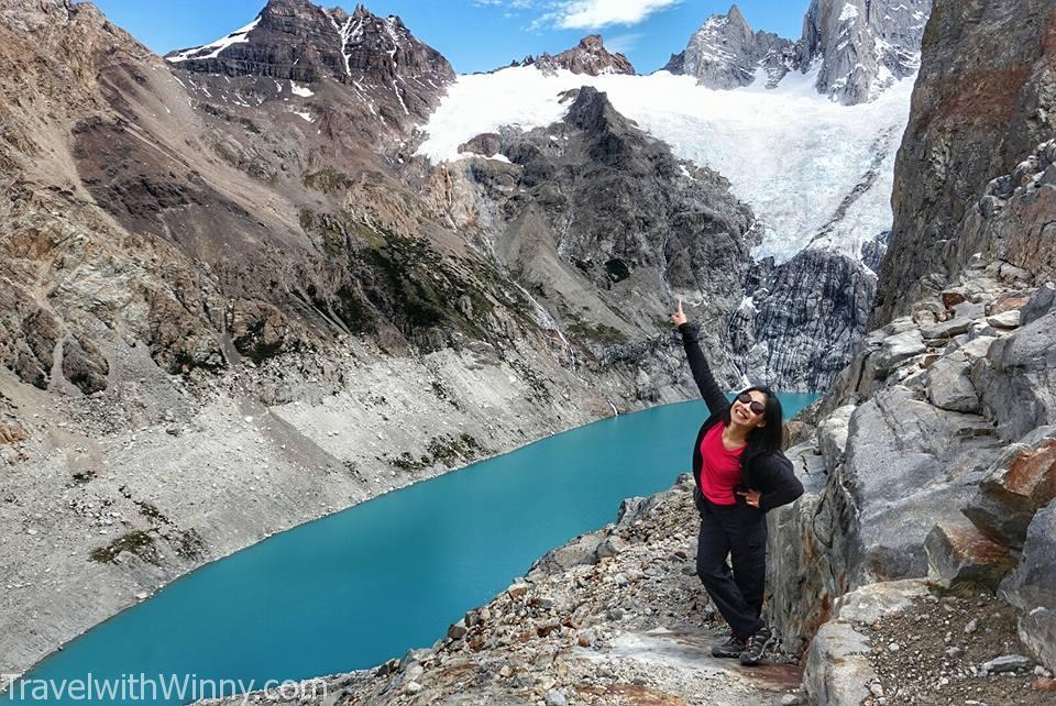 碧藍 高山湖 alpine lake