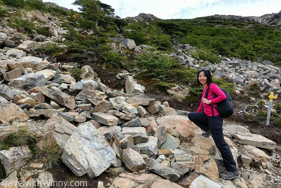 boulder 大石頭