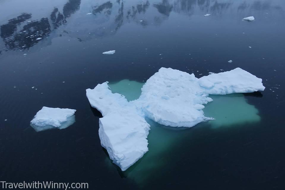 iceberg 冰山 浮冰