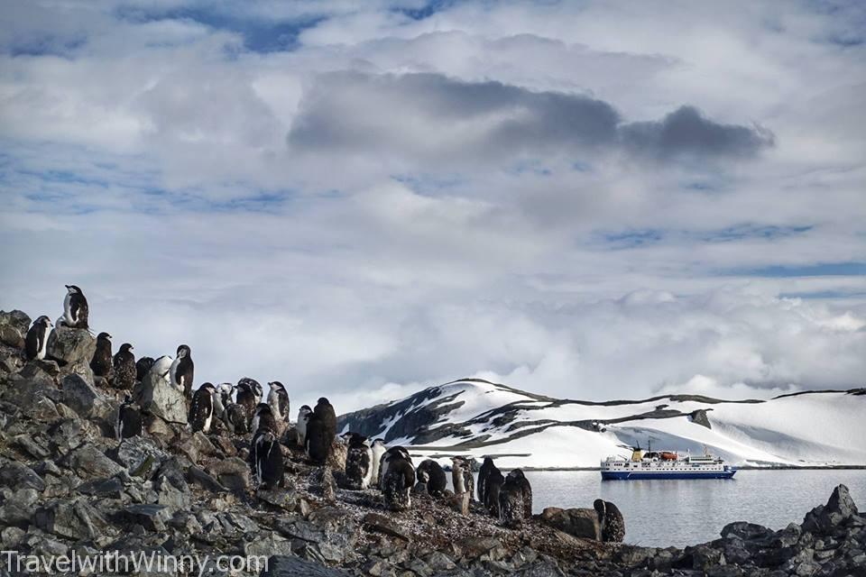 南極船 南極半島 antarctica