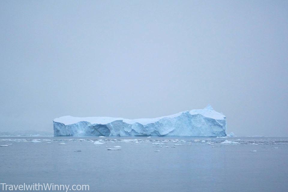 巨大冰山 gigantic iceberg