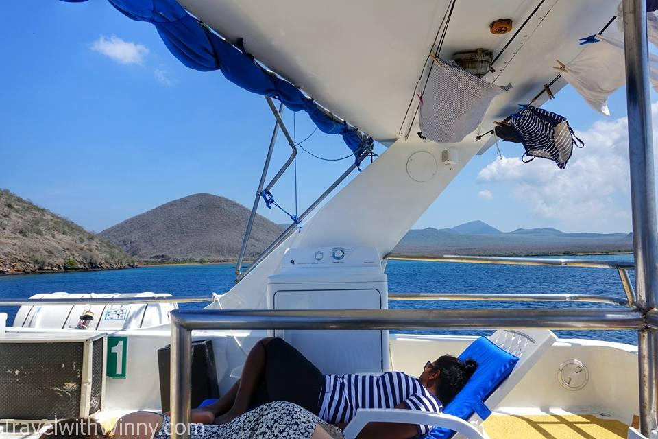 island hopping in galapagos