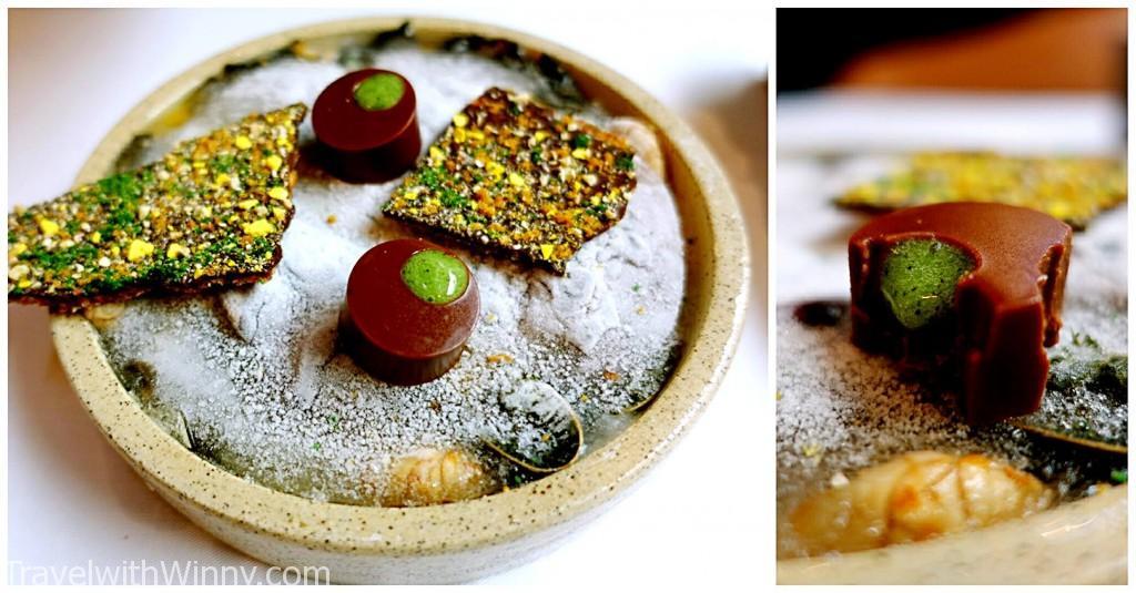 chocolate dessert 巧克力點心