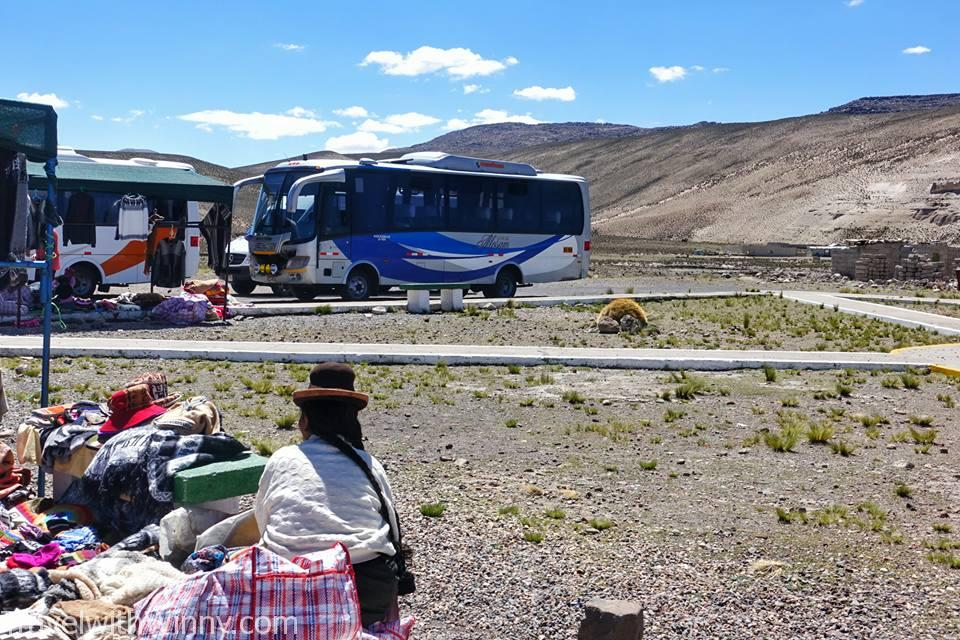 colca canyon bus tour