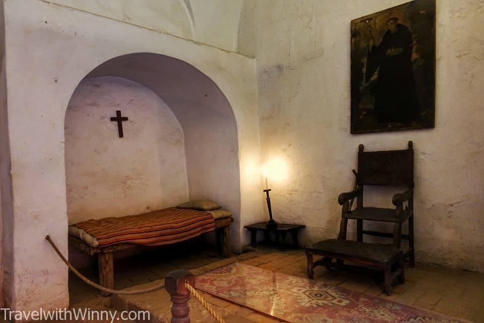 nun's room 修女房間