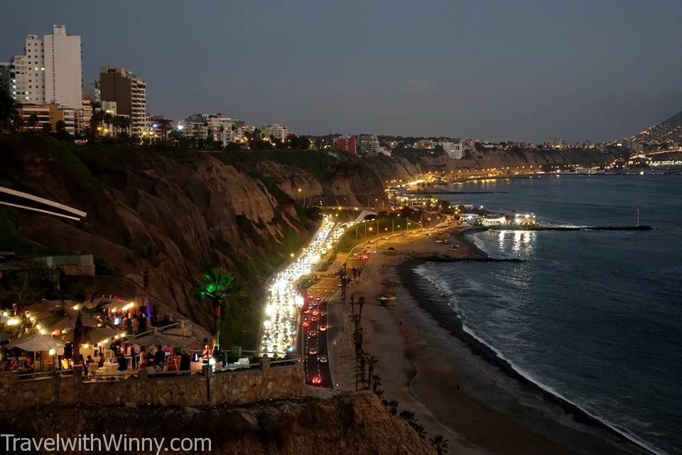 祕魯 夜景
