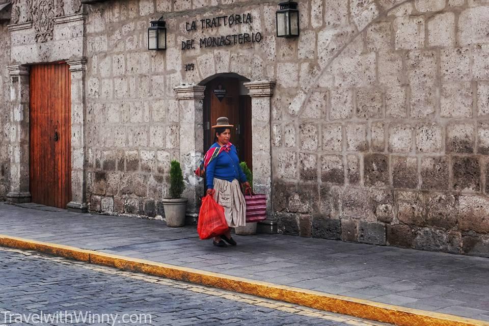 peru traditional women 祕魯 傳統服裝