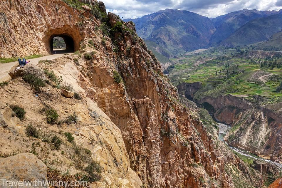 colca canyon 大峽谷