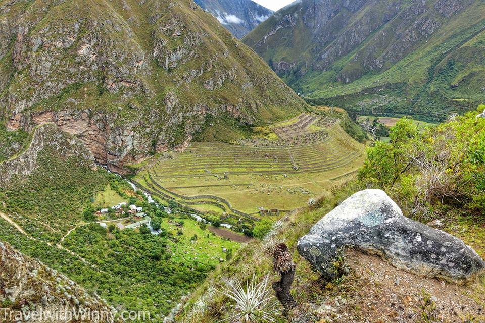 印加古蹟 Llactapata