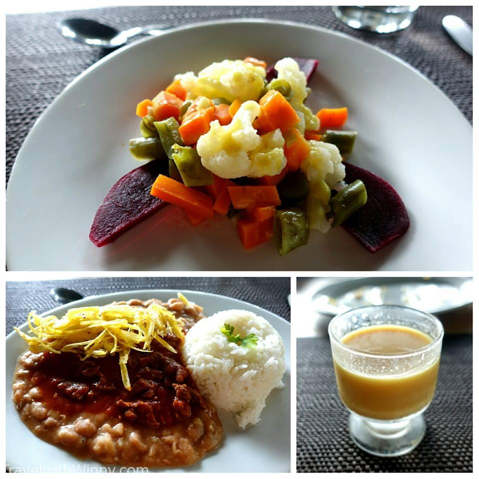 healthy set meal 健康套餐
