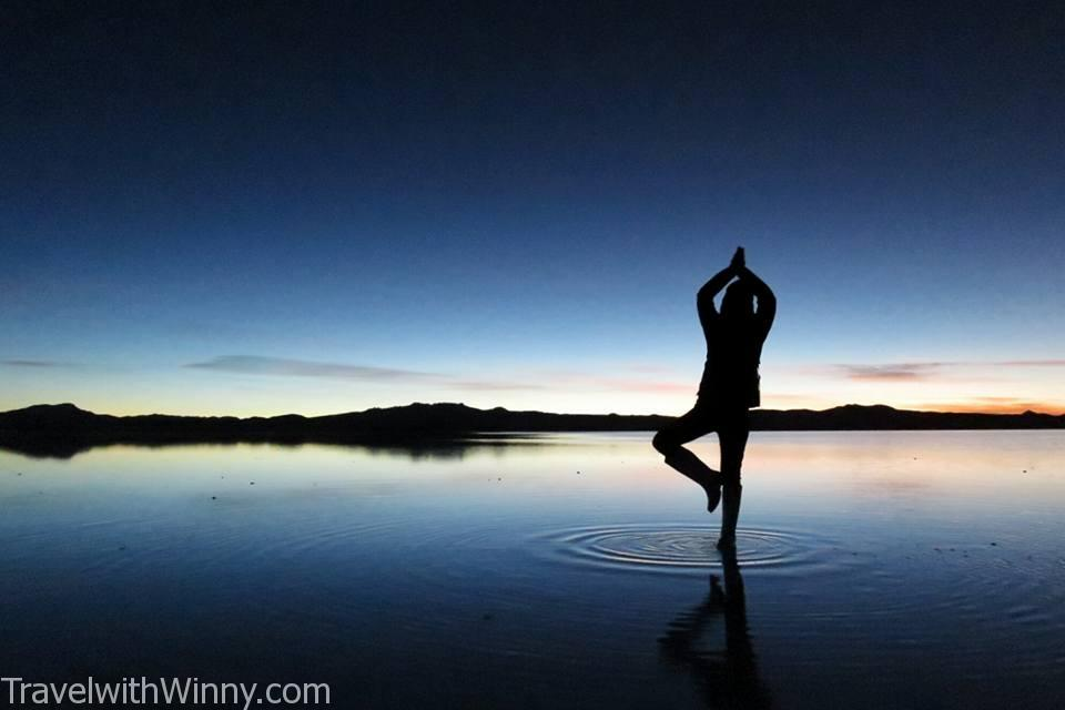 天空之鏡 uyuni reflection 玻利維亞