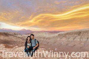 智利 San Pedro de Atacama 全世界最乾燥的高原沙漠 & 戶外活動的天堂