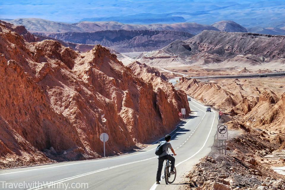 cycling highway cyclist 騎車 公路