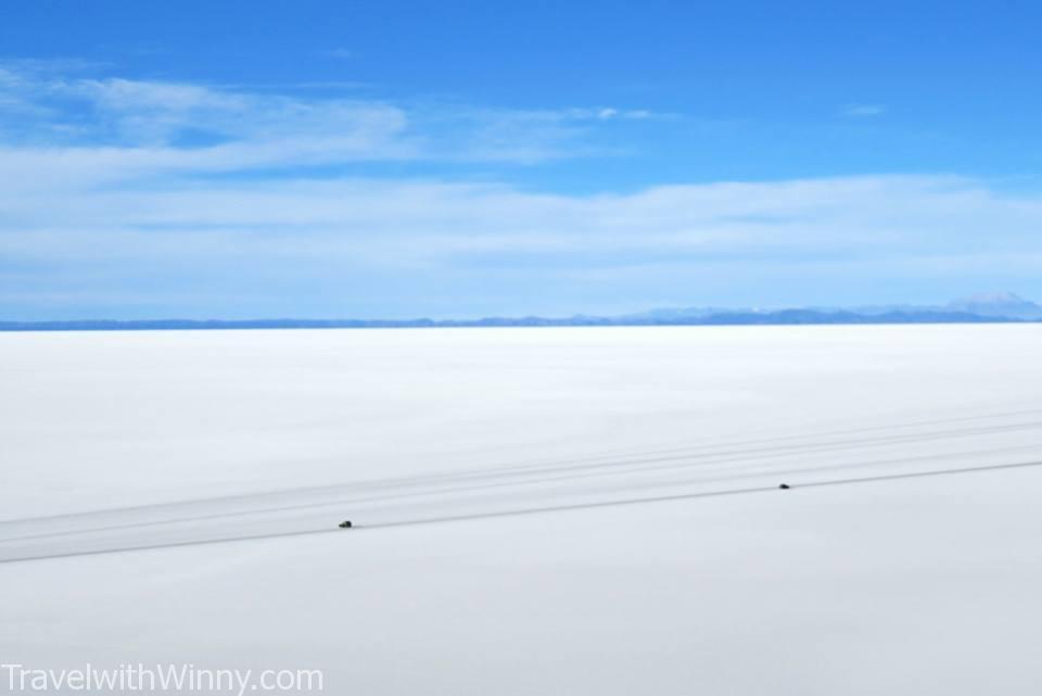 salar de uyuni 鹽湖