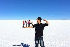 【玻利維亞】Salar De Uyuni 鹽湖 → 三日兩夜前往智利 Atacama 沙漠
