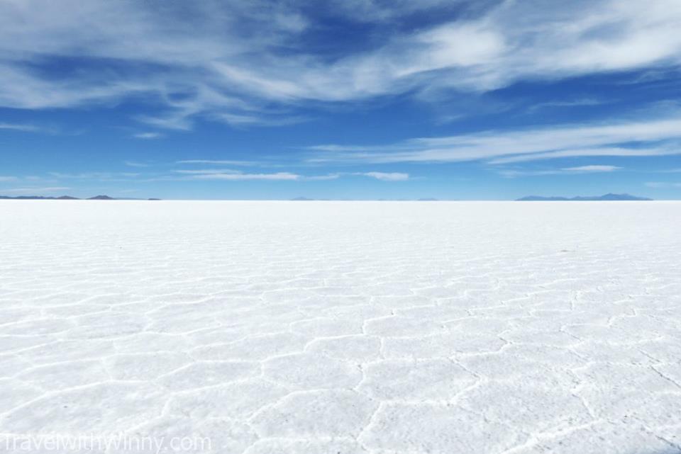 uyuni salt flat 鹽湖
