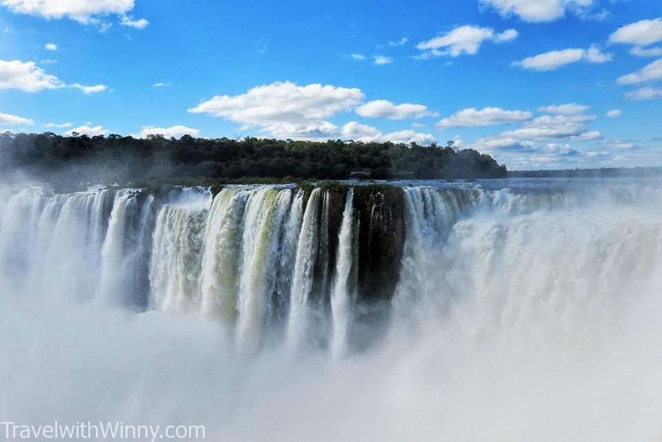 伊瓜蘇瀑布 igauzu fall 阿根廷 argentina