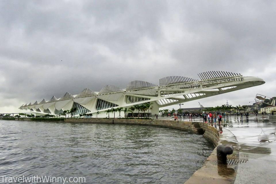 Museu do Amanha 明日科學博物館