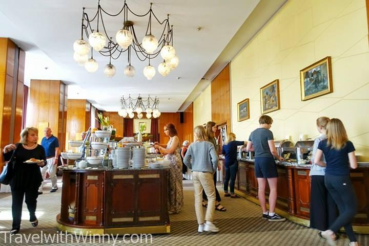 european dining 歐洲 早餐